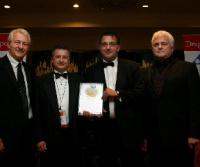 Foster wint FCSI Award