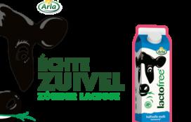 Nieuw assortiment Arla met lactosevrije producten