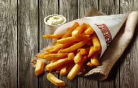 Nieuwe friet van Nederlandse bodem