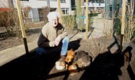 Groene revolutie voor ouderen én dieren in Zaandam