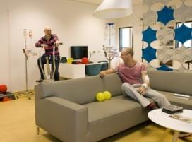 LUMC opent 'chillroom' voor jongeren met kanker