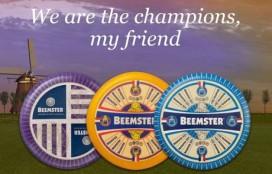 Drie medailles voor Beemster