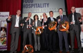 Winnaars Food Hospitality Business Awards bekend