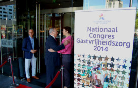 Nationaal Congres Gastvrijheidszorg 2014 begonnen