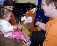 Nieuwe inrichting kinderafdeling Maasstad Ziekenhuis