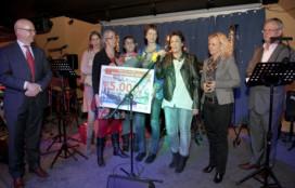 Diatime wint gastvrijheidsprijs Albert Schweitzer