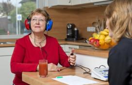 Hoorapparaat in de strijd tegen eenzaamheid