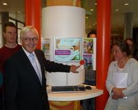 Ziekenhuis Gelderse Vallei opent infotheek