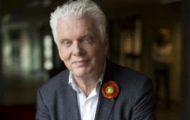 Jan Slagter maakt naam van zijn verpleeghuis bekend