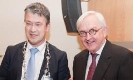 Voorvechter optimale zorgvoeding krijgt medaille opgespeld