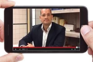 Videoblog: Gastvrijheid in 21 seconden