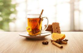 Nieuwe thee met winterse smaken