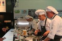 Kookwedstrijden op Horecava 2011