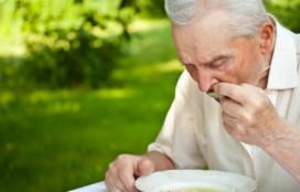 Ouderen die zelfstandig wonen, eten vaak niet goed