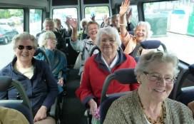 Seniorenbus rijdt nu ook in Hilversum