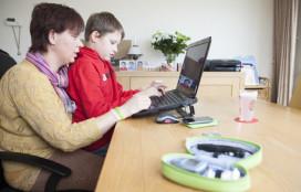 Diabetespatiëntjes communiceren met ziekenhuis via Suikerplein