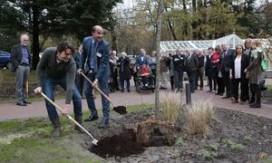 Beroemde tuinman ziet wens voor Tergooi in vervulling gaan