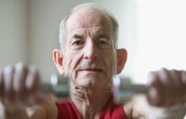 Ouderen bewust met voeding en levensstijl bezig