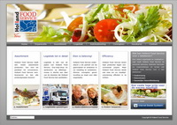 Holland Food Service lanceert nieuwe website
