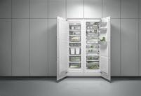 Nieuwe koel- en vriesapparatuur Gaggenau