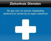 Oogziekenhuis Rotterdam krijgt app Ziekenhuisdiensten