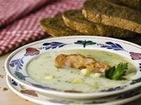 Lekkere kop soep zonder smaakversterkers