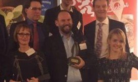 Care Culinair winnaar BOV trofee