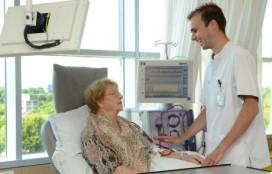 Helft patiënten is bang om lastig te zijn