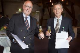Helderse en Alkmaarse ziekenhuisgasten krijgen Chef Martin aan bed