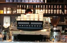 Foto's: de koffiebar van het St.Elisabeth in Tilburg