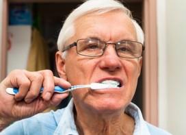 80 procent ouderen in verpleeghuizen heeft slecht gebit