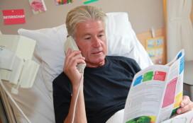 Nieuwe menukaart helpt patiënten gezonder te eten