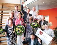 Nominaties Gastvrijheidszorg Awards 2011 bekend