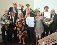 Winnaars Gastvrijheidszorg Awards 2011 bekend
