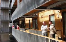 'Veel ouderen wonen graag in grootschalig complex'