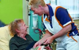 Verpleegkundigen in thuiszorg meest trots op hun werk