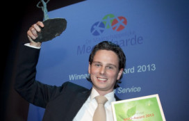 Holland Food Service wint MVO-Award