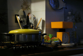 Kok terug in de keuken van het AMC?
