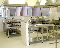 Nieuwe Handleiding Bouw en Inrichting keukens en bedrijfsrestaurants