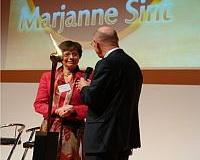 Marjanne Sint zorgmanager van het jaar