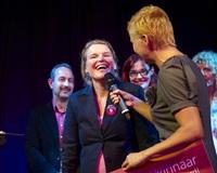 Ambulance medewerker Carla Bergsma – de Jong Mooi Mens 2010