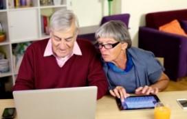 Ouderen krijgen hulp bij gemeentelijke informatiebrij