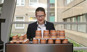 Patrick van Gerven: Het meisje van de bakker