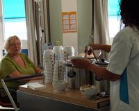 Mobiele soepunit primeur voor Dordts ziekenhuis
