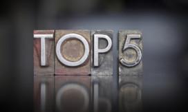 Top 5 best gelezen berichten