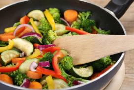 Hoop voor vegetarisch verzorgingshuis
