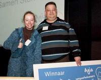 Samen Sterker wint Agis Zorgverbeteraarsprijs 2010