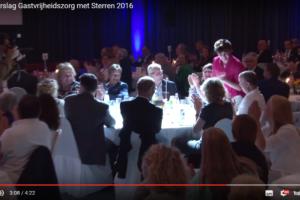 Videoverslag van de Gastvrijheidszorg Awards 2016