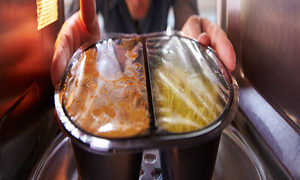 Minder voedselverspilling met modern voedingsconcept