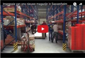 VIDEO: Verscentrum Nederland opent DC in Sassenheim